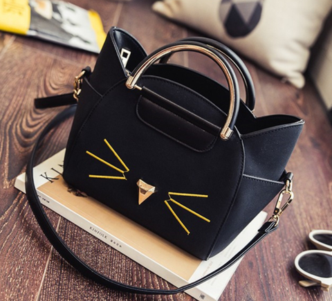 Exquisite Meow Handbag