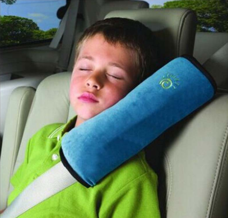 Safety Belt Pillow For Kids