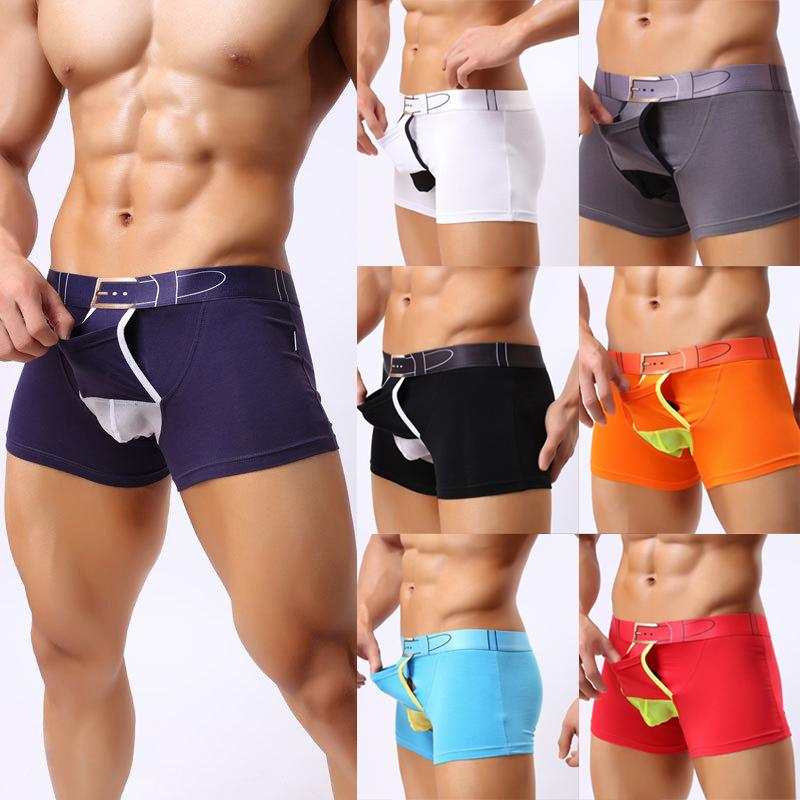 Boxer Brief With Pocket