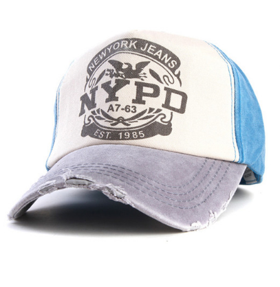 NYPD Snapback Hat