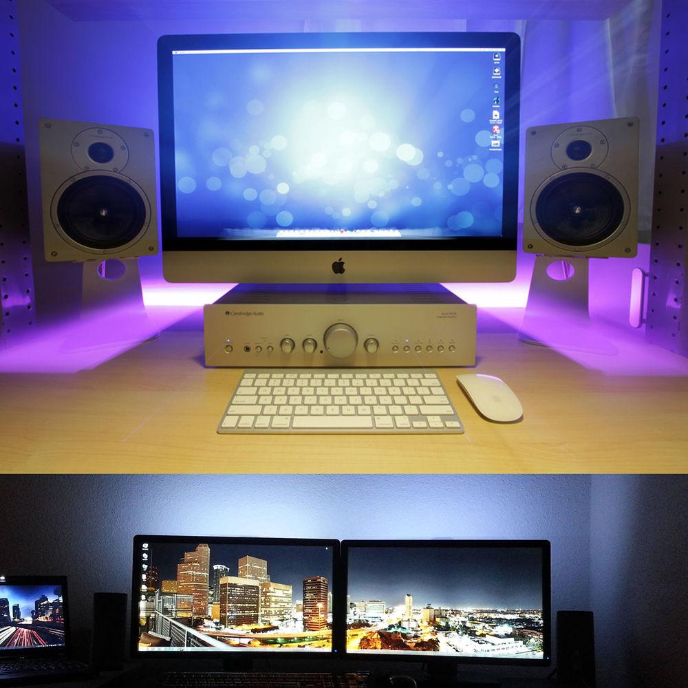USB Powered Led Light Strip With Remote Control