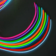 EL Wire Neon Light Dance Party Decor Light