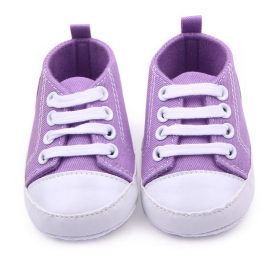 Baby Unisex Soft Sneakers For 0-12Months