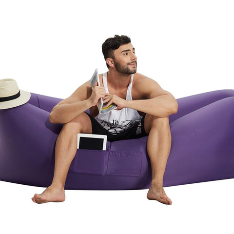 Inflatable Hangout Sofa