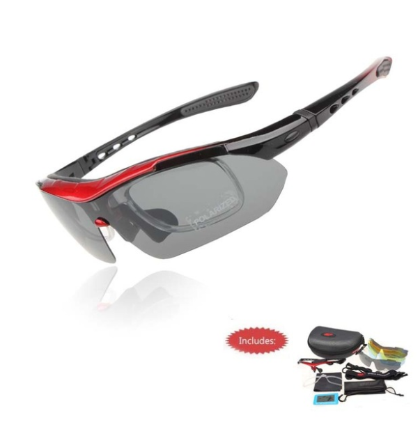 Professional Polarized Cycling Glasses