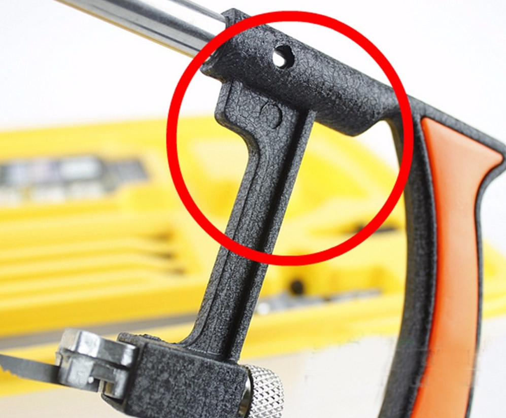 Multi-Functional Household Hacksaw