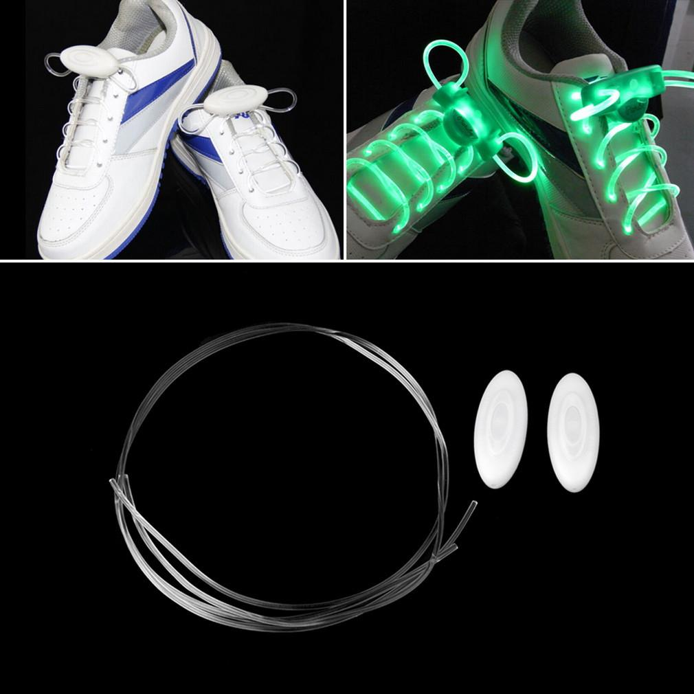 FREE Neon Color LED Glowing Shoelace