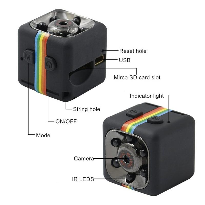 Mini HD Spy Camera