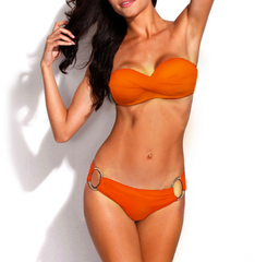Hot Push Up Brazilian Bikini Swimwear