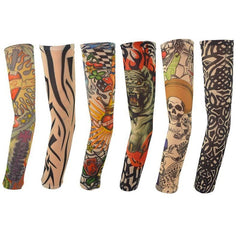 6pcs Tattoo Arm Sleeves