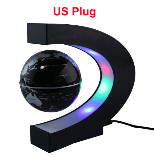 C Shape Levitating Magnetic Globe