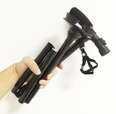 LED Foldable Walking Cane
