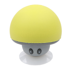 Mini Wireless Mushroom Bluetooth Speaker