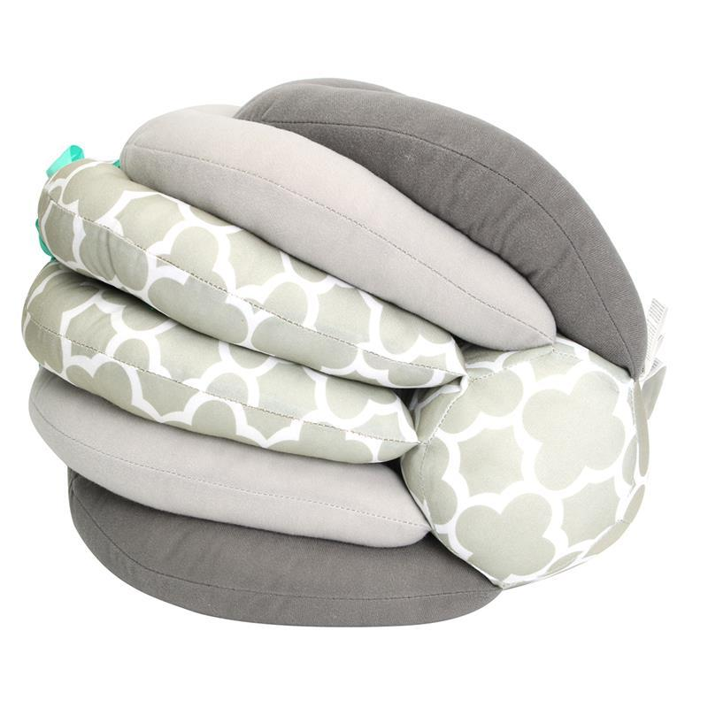 Adjustable Breast Feeding Pillow Berry Stock