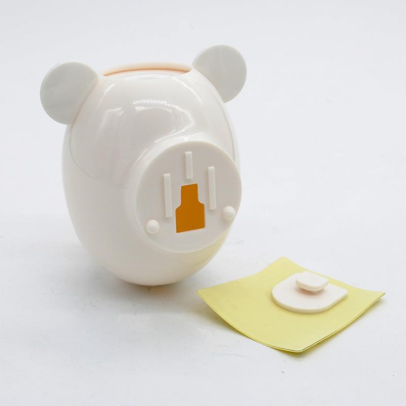 Cute Cartoon Animal Automatic Toothpaste Dispenser