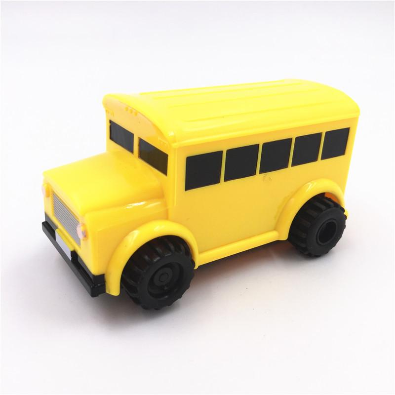 Draw And Play Inductive Toy Car