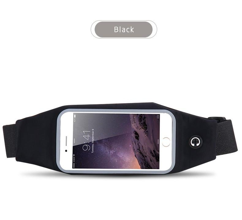 Waist Bag Case For iPhone