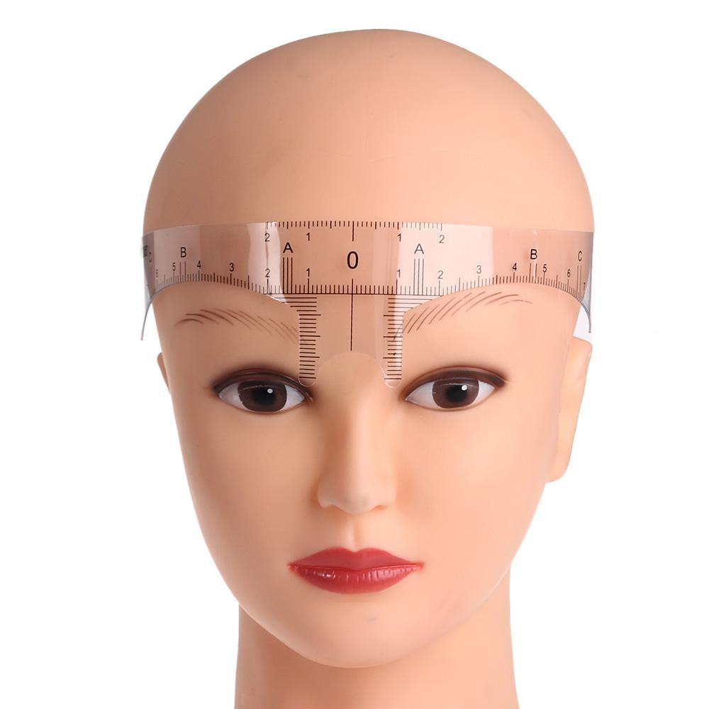 Eyebrow Makeup Ruler