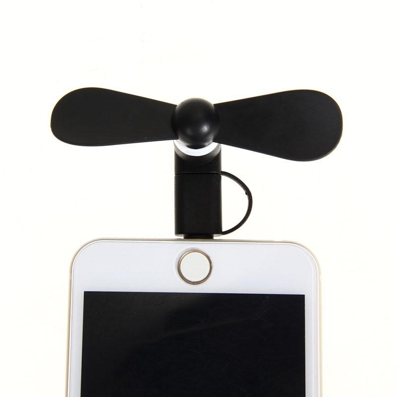 Mini Portable Micro USB Fan For Smartphone