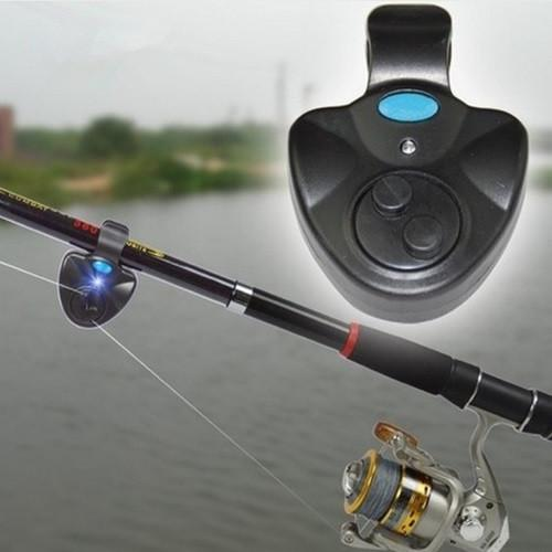 Fish Bite Alarm Electronic Buzzer with LED Light Alert