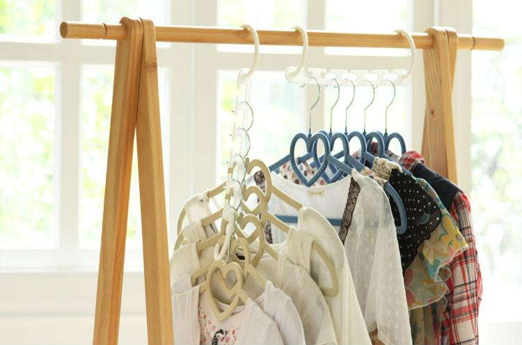 8pcs Space Saving Hanger