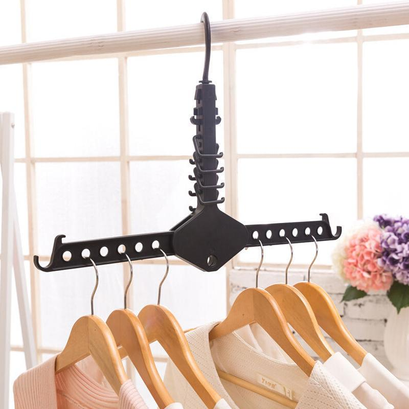 Multi-Function Dual Folding Hanger