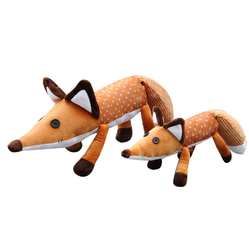 The Little Prince Le Petit Prince Fox Plush Doll Puppet Toy