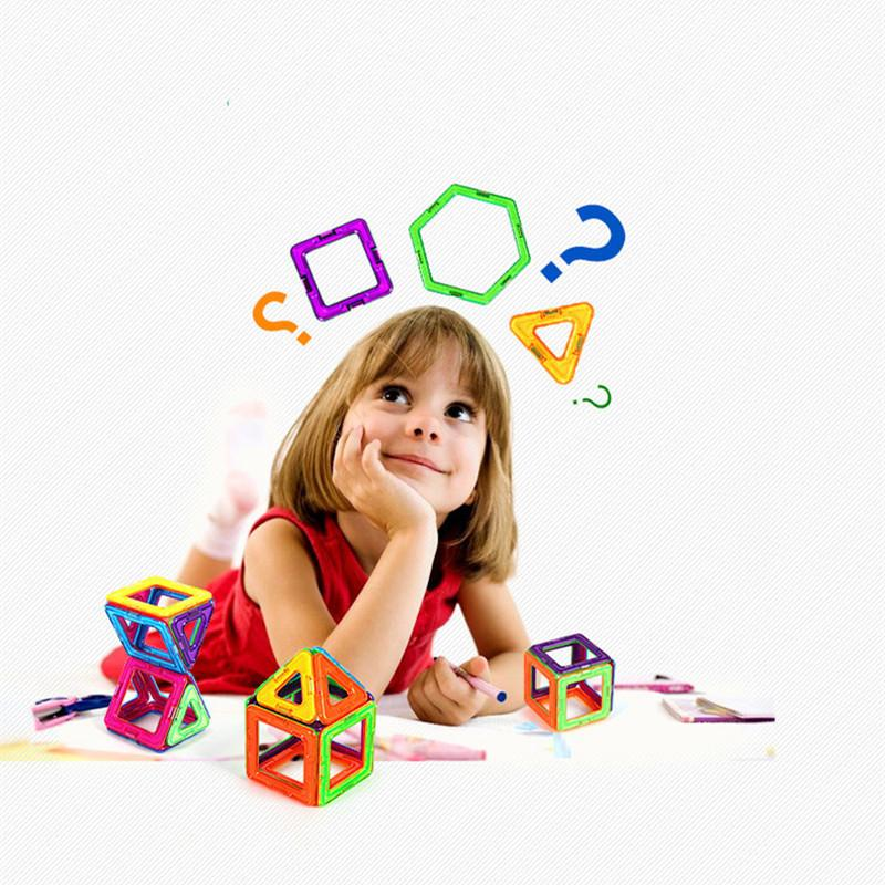Magnetic Shaper Blocks - Educational Toy For All Ages