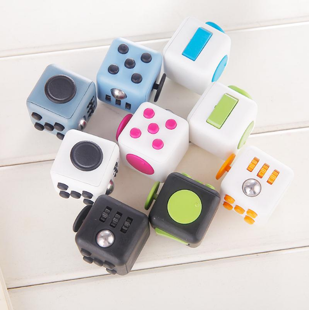 """Highly Addictive"" Stress Reliever Magic Cube"
