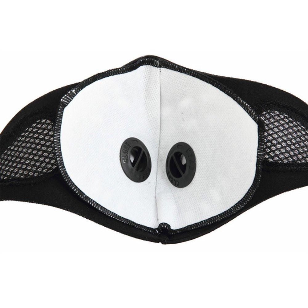 Outdoor Sports Air Pollution Filter Mask