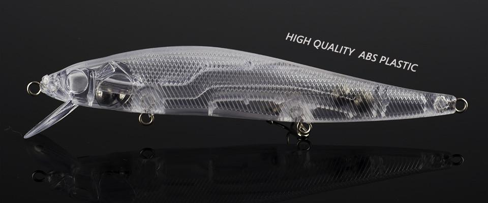 Super Quality Hard Bait Minnow Fishing Lure