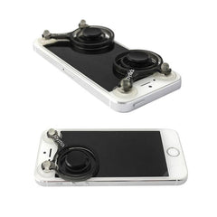 2pcs/Set Smartphone Touch Screen Gaming Joystick