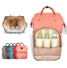 Multi-Functional Maternity Large Capacity Nappy Bag