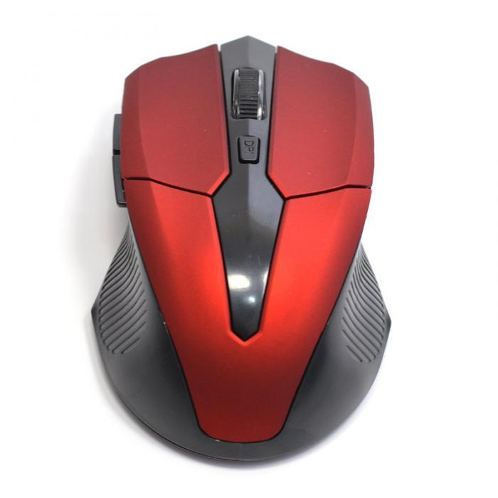 2.4G USB Optical Wireless Mouse for Laptop