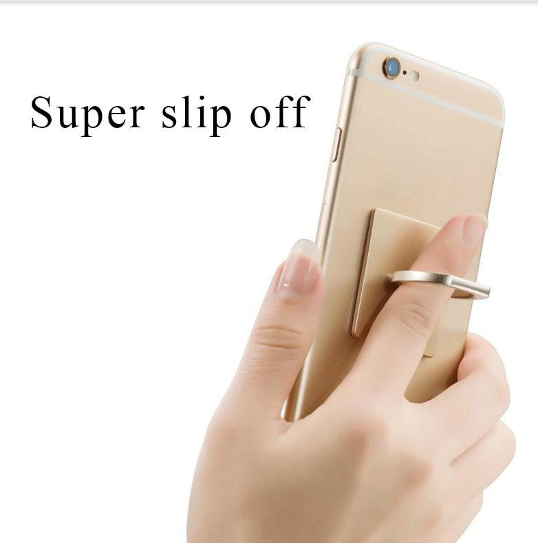 Universal 360 Degree Finger Ring Stand For Smartphones