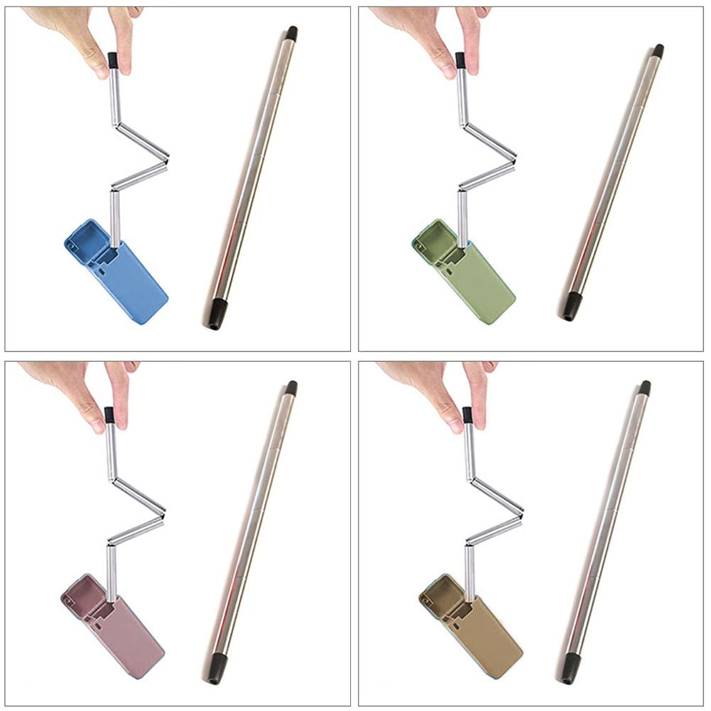 Collapsible Folding Reusable Straw