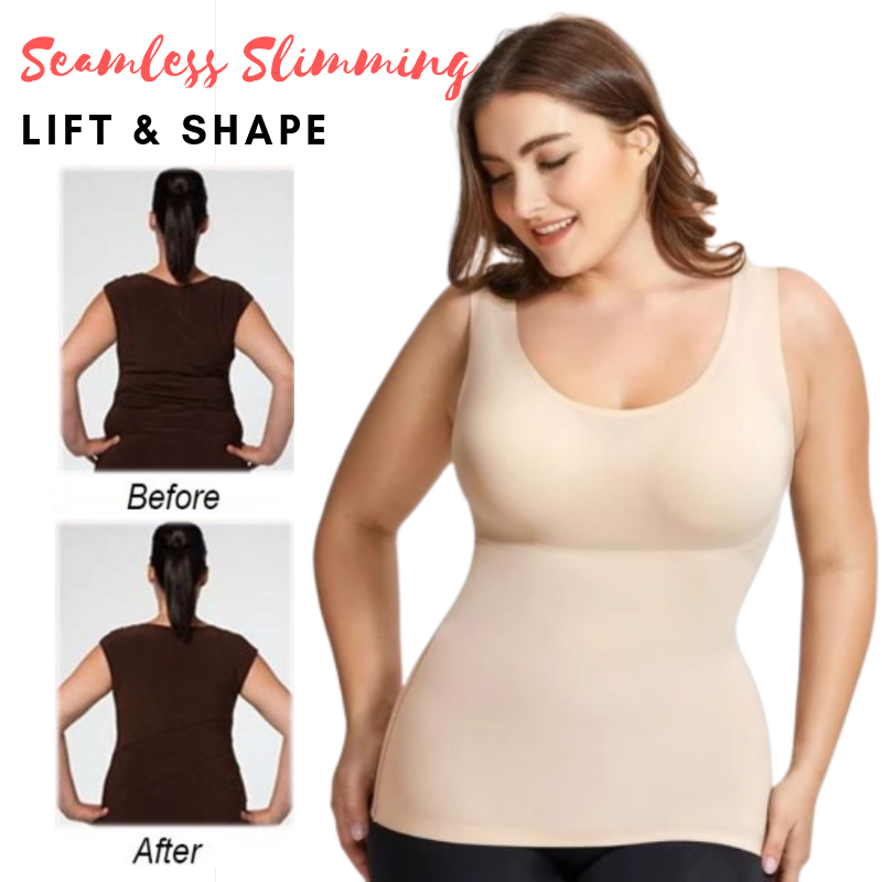 SlimCurves™ Body Shaper Wireless Cami Tank Top