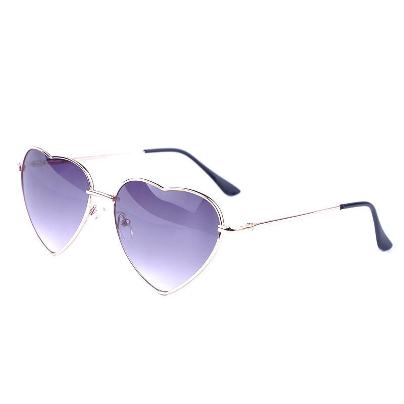 Heart Shaped Women Sunglasses