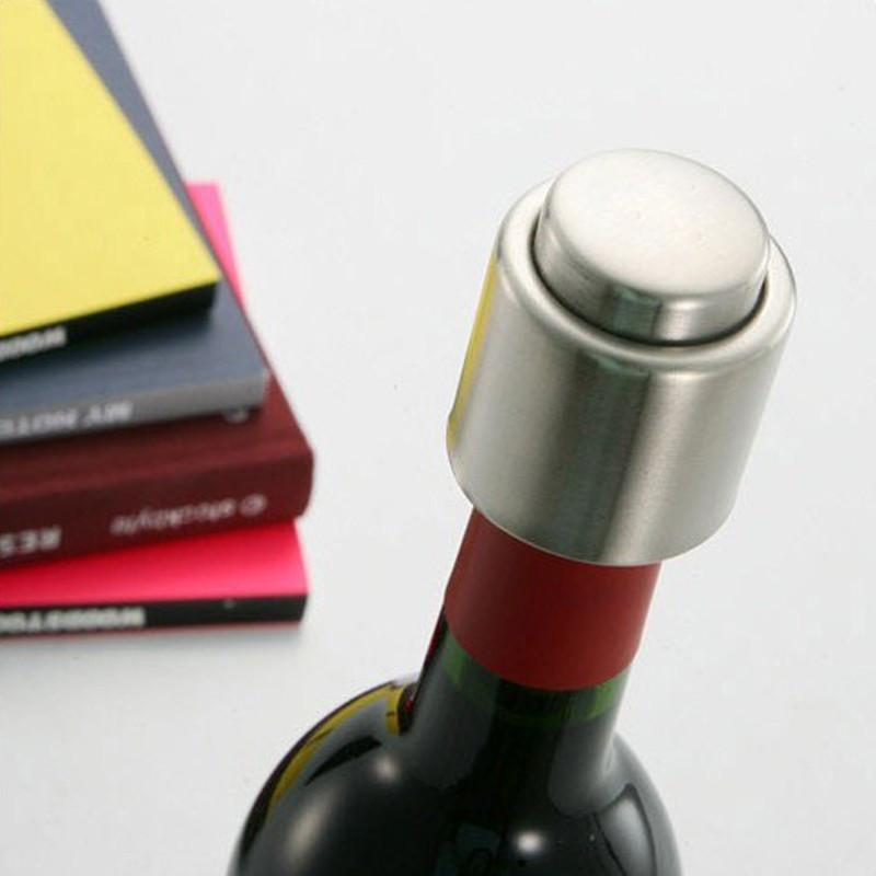 Stainless Steel Wine Bottle Stopper