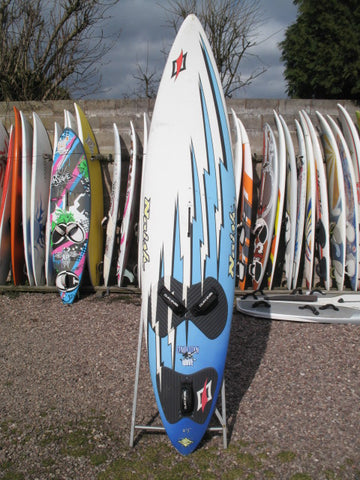 2002 Naish competition Wave 8'5""