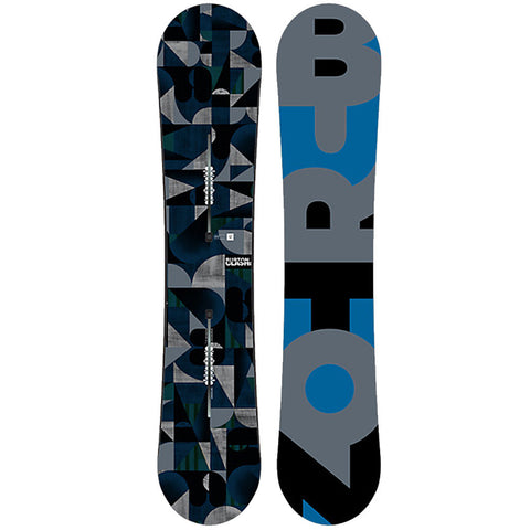 BURTON CLASH WIDE SNOWBOARD - 2017 - Boardwise