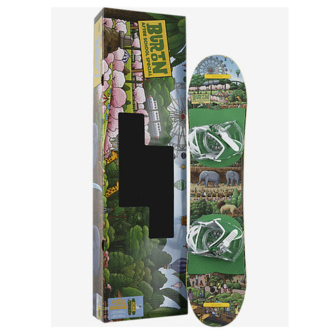 BURTON AFTER SCHOOL SPECIAL KIDS SNOWBOARD PACKAGE - Boardwise