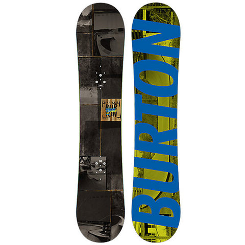 BURTON PROCESS SMALLS KIDS SNOWBOARD - 2015 - Boardwise