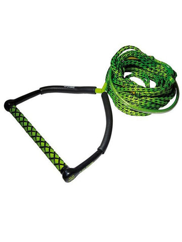 2016 Jobe Core Wake Combo Handle & Rope Green