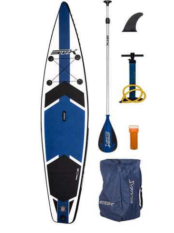 "STX TOURER 12'6"" Stand Up Paddleboard Package - 2018"