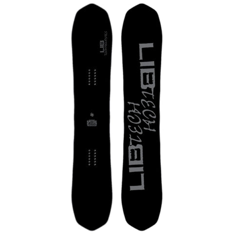 LIB TECH BLACK POWDER SPEEDODEEPS SNOWBOARD - 2017 - Boardwise