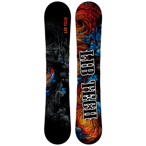 LIB TECH SKUNK APE WIDE SNOWBOARD - 2017 - Boardwise