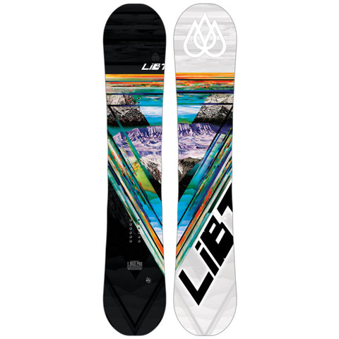 LIB TECH TRAVIS RICE PRO HORSEPOWER WIDE SNOWBOARD - 2017 - Boardwise