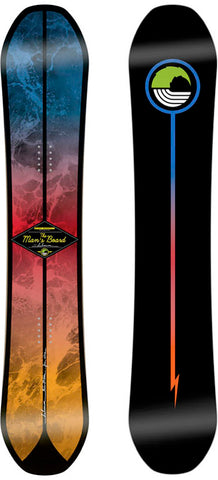 SALOMON MAN'S SNOWBOARD - 2016