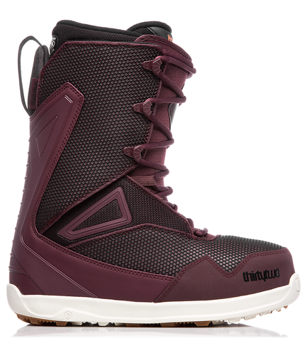 THIRTY TWO TM-2 SNOWBOARD BOOTS - BURGANDY - 2019 - Boardwise